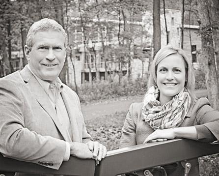 Peter Scherrer & Leslie Scherrer Pella